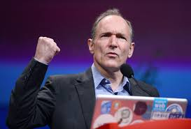 Photo of Video | Sir Tim Berners-Lee stands behind net neutrality