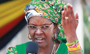 Photo of Grace Mugabe to Appear in  SA court