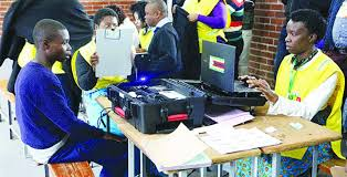 Photo of Biometric Voter Registration Resumes