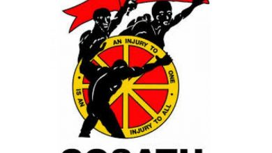 Photo of COSATU 'backs' planned anti-govt protests
