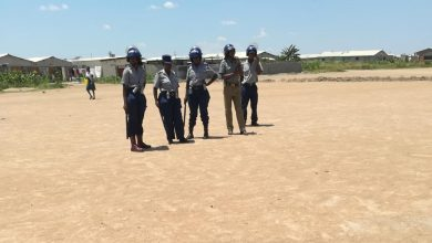 Photo of Police block MDC primary elections