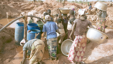 Photo of Women call for parity in mining sector