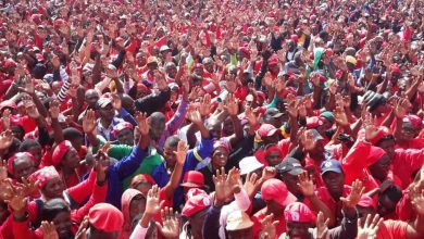 Photo of MDC demo triggers panic buying of goods