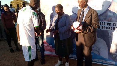 Photo of CSOs empower marginalised Gwanda youths through sport