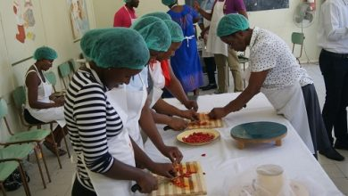 Photo of Pelandaba youths master entrepreneurial skills