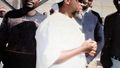 Photo of Chief Ndiweni bail application postponed