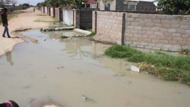 Photo of Residents fear malaria outbreak due to burst sewer pipes