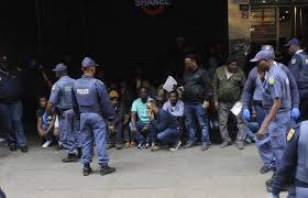Photo of ADF slams SA police treatment of foreigners