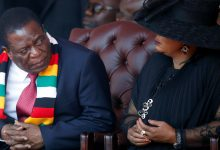 Photo of Remove sanctions to honour Mugabe: Mnangagwa