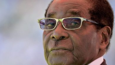 Photo of SA parliament honours Mugabe's legacy