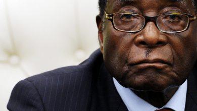Photo of Mugabe's burial postponed…