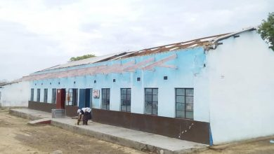 Photo of Govt donates funds to repair destroyed Lupane school