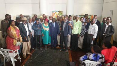 Photo of Tshinga Dube unites ex-ZPRA cadres