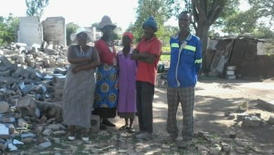 Photo of Four families still homeless, months after council demolished their houses