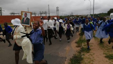 Photo of ZIMTA Commends Njube learners' protest