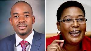 Photo of I did not grab power: Chamisa