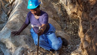 Photo of 'Decentralise licensing of mines to involve more women'