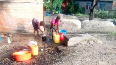 Photo of Water shortages put Hwange residents at risk of Coronavirus