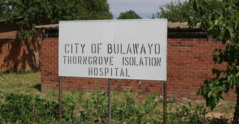 Photo of Thorngrove hospital renovations near completion