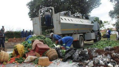 Photo of Police were justified to destroy vendors` wares: Mavima