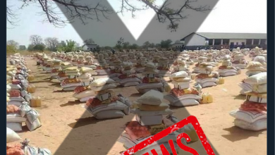 Photo of Is it true that ZANU-PF is distributing food parcels throughout the country?