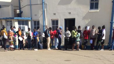Photo of Job seekers flood Zupco depot