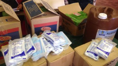 Photo of Diasporans donate to City Of Bulawayo