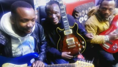 Photo of Mlambos Express Band in 'lockdown' release with  Obadiah Matulana