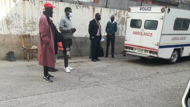 Photo of Ambulance brings 'tortured' Muchehiwa to court