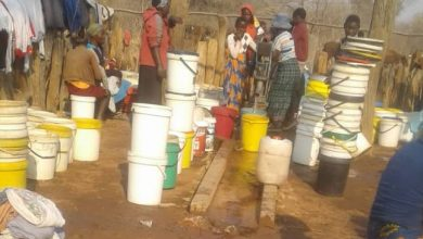 Photo of Binga villagers appeal for more water sources
