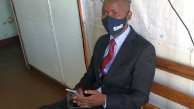 Photo of Binga MP in court on charges of inciting public violence
