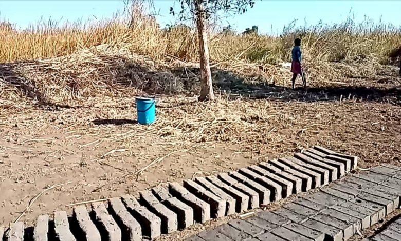 Photo of Illegal brick moulders exploit children