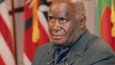 Photo of Church calls on ZPRA and ZANLA veterans to honour Kenneth Kaunda
