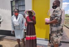 Photo of Early Christmas for Robert Sinyoka woman who lost house to whirlwind